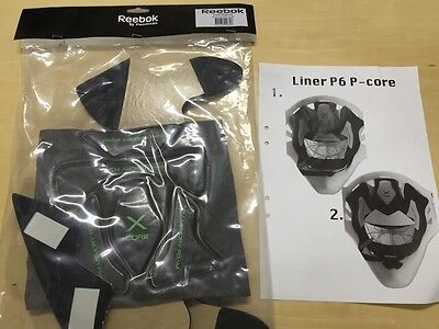 "Reebok Goalie Mask Liner Senior ""outlet"""