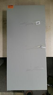 NEW! Diebold 352S Metal Electrical Control Panel Enclosure Box Case Ships Fast