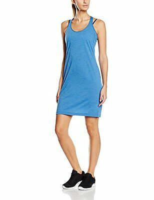 Super Natural – Canottiera sportiva W Voyage Racer Dress, Donna, (d1E)