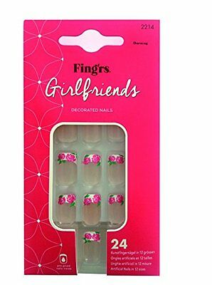 Fing' rs Girl Fiend Nails (a4x)
