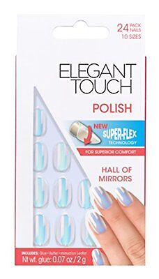 Elegante tocco polacco Nails – Hall of Mirrors, 1er Pack (1 X (E6a)