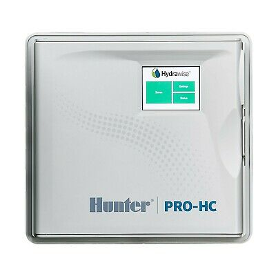 Hunter Pro-HC Hydrawise WiFi Controller 12 Station Indoor