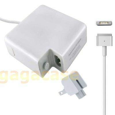 "60W T-tip AC Power Supply Adapter Charger 13"" MacBook Pro Air w/ Retina Display"