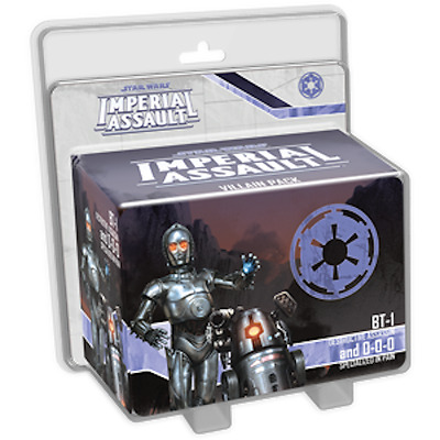 Star Wars Imperial Assault - BT-1 and 0-0-0