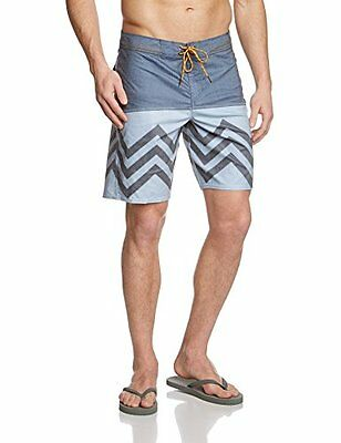 Billabong Shifty PCX - Boxer da mare da uomo, argento (light silver), 30 (c2Y)