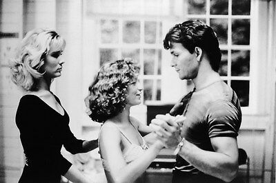 "011 Dirty Dancing - Jennifer Grey Dance Music Classic Movie 21""x14"" Poster"