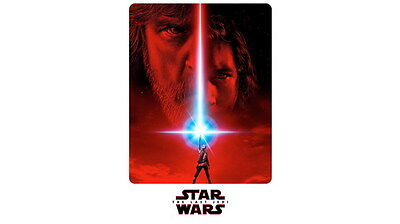 """020 Star Wars The Last Jedi - Daisy Ridley Action USA 2017 Movie 24""""x14"""" Poster"""