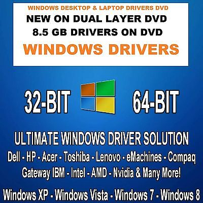 AUTOMATIC WINDOWS DRIVERs SOFTWARE FOR XP VISTA 7 8 8.1 10