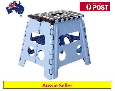 Nifty Folding Stool Portable Collapsible Foldable Step Chair (NEW + AU Stock)