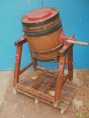 Vintage Butter Churn by Hathaway.  No 76960