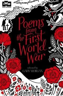Poems from the First World War by Gaby Morgan BRAND NEW BOOK (Paperback 2014)