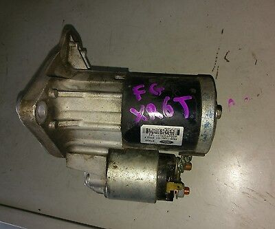 Ford Falcon Fg Xr6 Turbo Starter Motor
