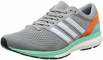 Haven W, Chaussures de Running Femme, Multicolore (Core Black/FTWR White/Icey Blue F17), 42 EUadidas