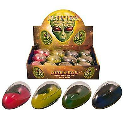 ALIEN EGG Baby Embryo Goo Birthpod pod for Kids Party Bag Filler Favour Toys Fun