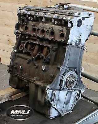 Land Rover Defender Discovery 2 Td5 2.5 10P Bare Engine 1998-2001