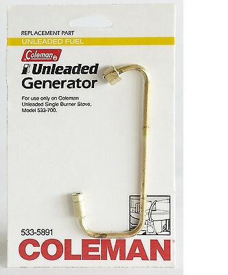 Ersatzgenerator f Coleman unleaded Sportster II,Feather