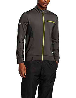 Mizuno maglia termica Breath Mid Active Jacket, Uomo, Breath Thermo Mid (k6R)