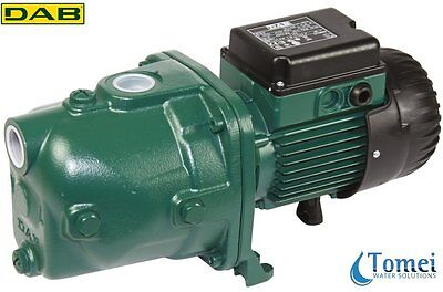 DAB Self priming cast iron pump body JET 132M 1KW 1x220-240V Z2