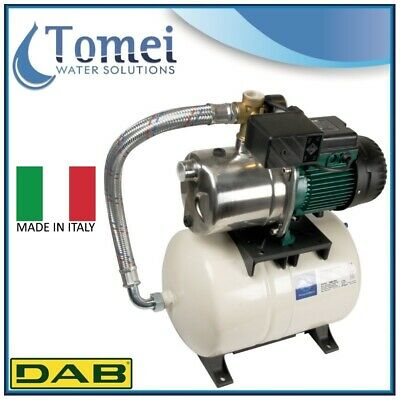 DAB Self Priming Automatic Booster AQUAJET-INOX 102M-G 0,75KW 240V Z2