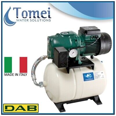 DAB Self Priming Automatic Booster AQUAJET 102M-G 0,75KW 240V Z2