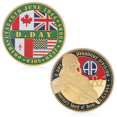 America's Guard Of Honor Commemorative Challenge Coin Souvenir Collection Gift