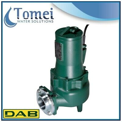 DAB Sewage Pumps Sewage And Waste Water FEKA 2500.4T D 1,4 KW 3X400V Z2