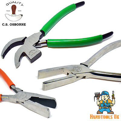 C.S. Osborne Leather / Saddlers / Shoemakers -  Pliers / Pincers - Professional