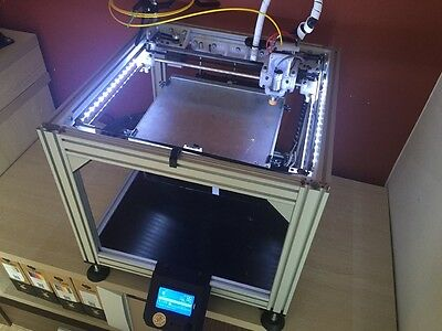 LeXY - Core XY 3D printer - Laser engraver T-slot box only 4020 with L brackets