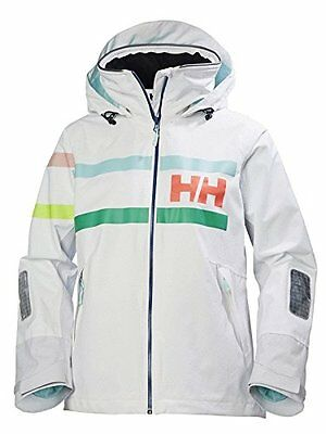 Helly Hansen – Giacca sale Power, donna, Salt Power, White, XL (o8o)