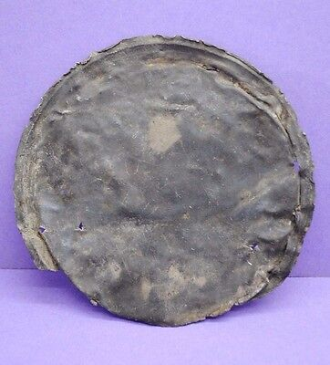Medieval pewter plate 15th century AD Thames found
