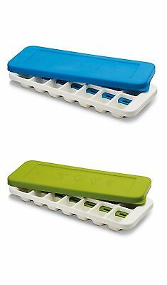 Joseph Joseph QUICK SNAP Plus Easy Release Ice-Cube Tray with Stackable Lid