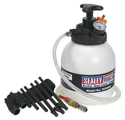 Sealey Vs70095 Transmission Oil Filling System 3Ltr