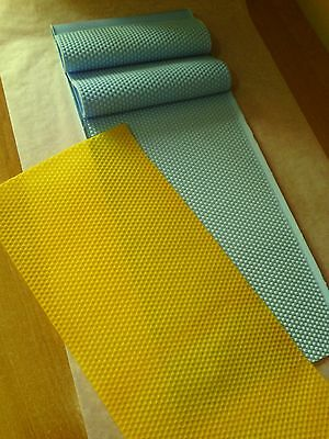 Flexible Silicone Press For Lr Beeswax Foundation See Video
