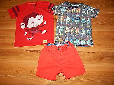 NEXT boys summer outfit bundle 18-24 months  *I'll combine postage