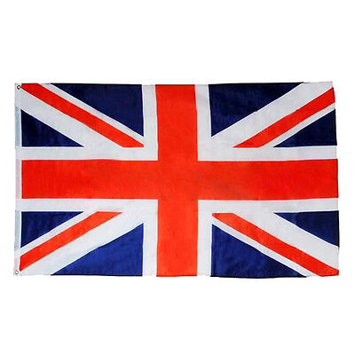Union jack flag UK Olympics sport british jubilee great britain 5 x 3ft C9N4