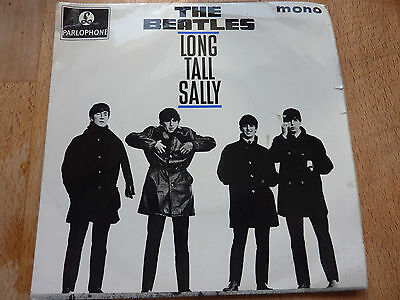"45 7"" single Beatles Long Tall Sally EP GEP 8913 1964 original VG+/EX"