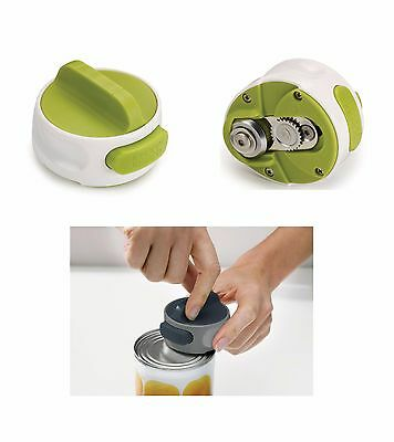 Joseph Joseph CAN-DO Compact Tin Can Opener White/Green OR Grey/Grey Available