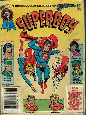 Superboy.  # 7  Best Of D.C.  Digest.  Acceptable Condition.  1980