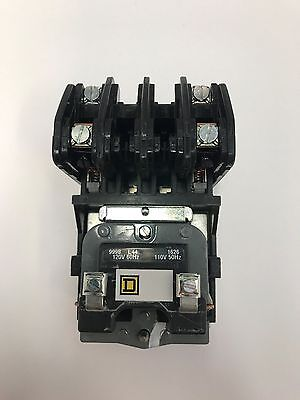 120V COIL OPEN Elec Held Lght Contact SQ D  New in the box 8903LO20V02  2 POLE