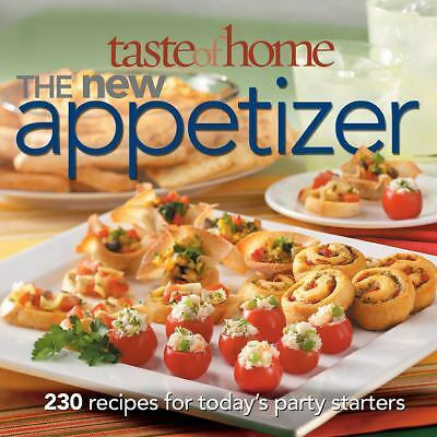 Taste of Home: The New Appetizer: 230 recipes for today's party...  (NoDust)
