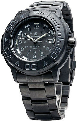 Smith & Wesson SWW900BLK Tritium Dive Watch - Black
