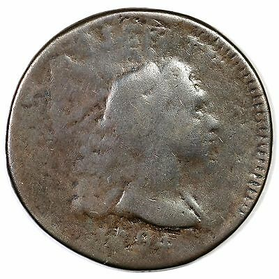 1794 S-17a R-5- Head of '93 Liberty Cap Large Cent Coin 1c