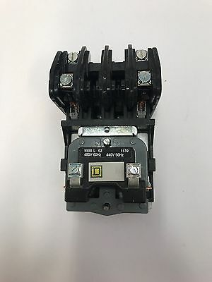 8903LO20V06  2 POLE / 480V COIL OPEN Elec Held Lght Contact SQ D  New in the box
