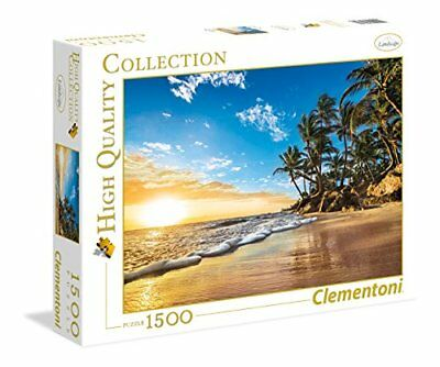 Clementoni - 31681 - High Quality Collection Puzzle - Tropical Sunrise - (g6z)