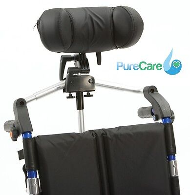 Drive Universal Wheelchair Headrest Cushion Transit Self Propel