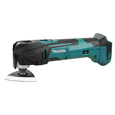 Makita DTM51ZKX7 18-Volt Li-Ion Toolless Multi Tool with Carry Case (Tool Only)