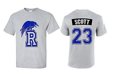 One Tree Hill Ravens Nathan Scott Inspired T-shirt OTH