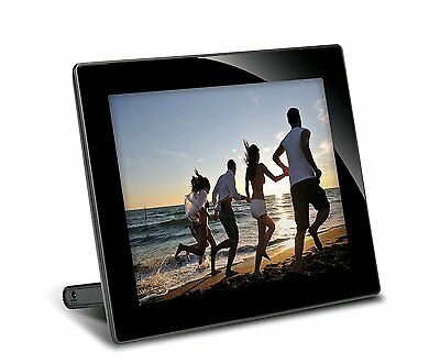 "Agfaphoto AF5089PS 8"" High Resolution Digital Photo Frame"