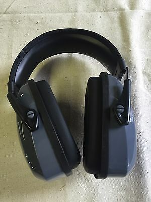 HONEYWELL 1010922-H5 25 DB Gray Over The Head Ear Muffs NEW FREE SHIPPING *48C*