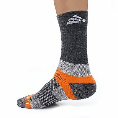 Native Planet INNERGY Crew Hiking / Outdoors Socks Unisex , Mild - Cold Weather